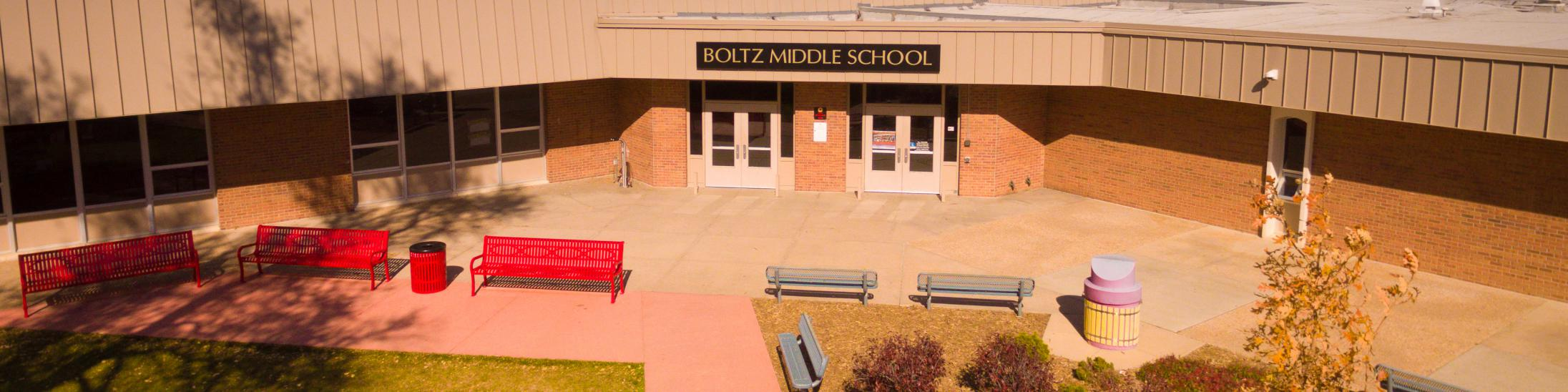 Front Entrance of Boltz